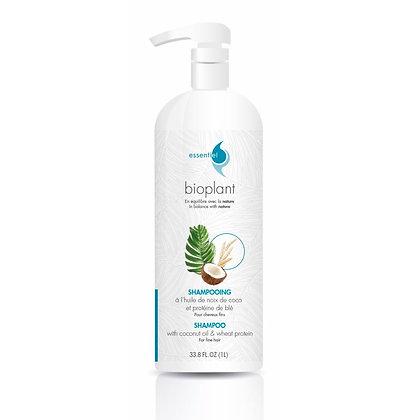 Shampoing | Huile de Noix de Coco | Bioplant