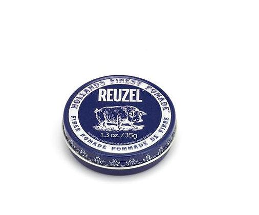 Pommade Fibre 1.3 oz | Bleu Marin | Reuzel