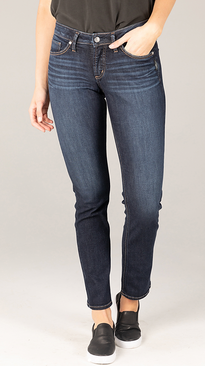 Jeans - Silver - L93413EPX407