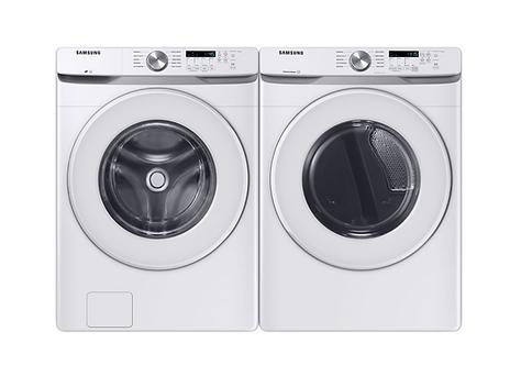 Ensemble laveuse 5.2 pi³ - sécheuse 7,5 pi³ - Samsung