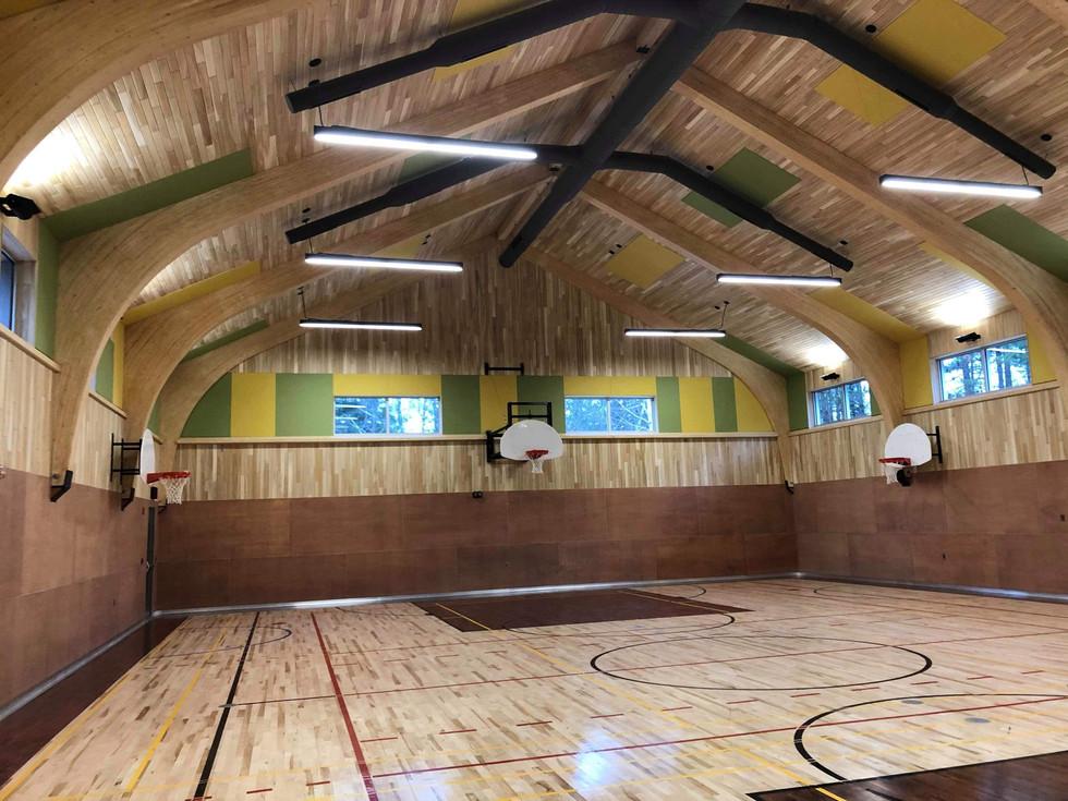 Gymnase - Notre-Dame-de-Pontmain