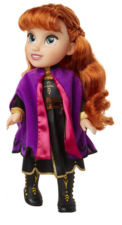 Barbie Doll 25 cm | Frozen | 3 ans et +