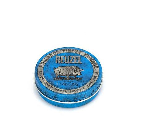 Pommade 1.3 oz   Bleu    Reuzel