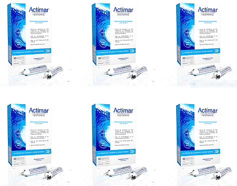 ISOTONIC | ACTIMAR | 180 ampoules