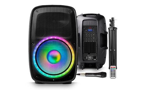 Speakers 500 Watts - ION - PA GLOW 3