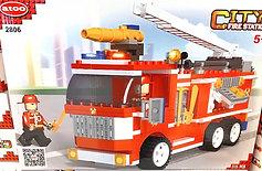 Lego ATCO | Station de pompiers | 315 mcx