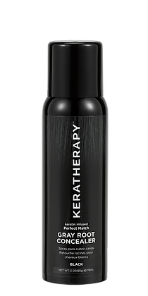 Retouche racines | Perfect Match - Black | Keratherapy