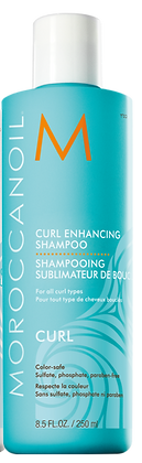 Shampoing | Sublimateur de boucles | Moroccanoil