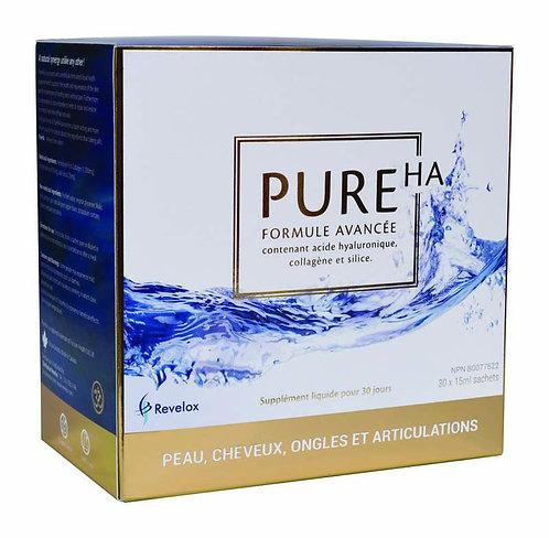 PureHA Formule Avancée | Revelox | 30 x 15 ml