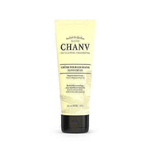 Crème pour les mains | Chanv