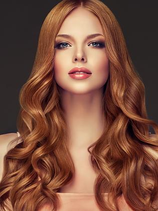 Mélange Longueur | Coloration | Cuivré doré