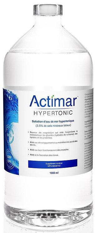 HYPERTONIC   ACTIMAR   1 Litre