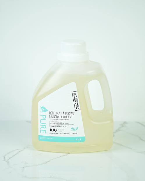 Détergent à lessive | Sans parfum | Pure