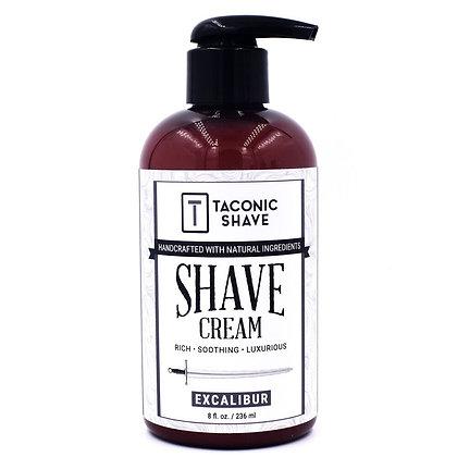 Crème à raser | Excalibur | Taconic Shave