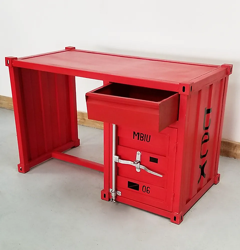 Bureau - Métal - Container