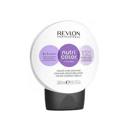 Traitement   Nutri color 1022 - Platine Intense   Revlon