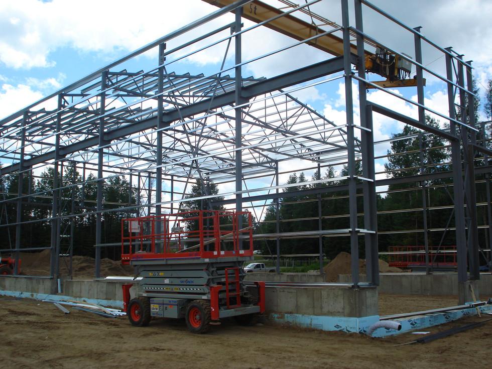 Constructech ML - Garage Lachaine