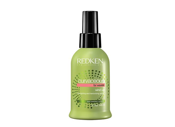 Spray Wind Up | Curvaceous | Redken