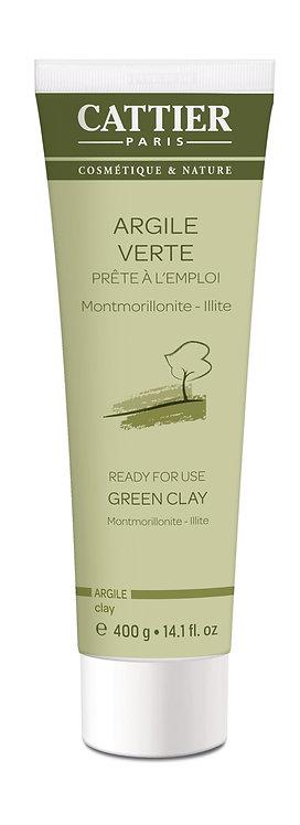 Masque Argile Verte | Cattier Paris | 400 G