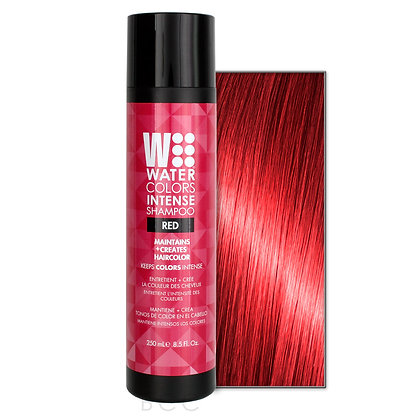 Shampoing | Red | Watercolors Intense