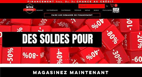Méga Liquidation Mont-Laurier