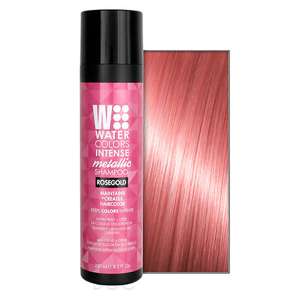 Shampoing | Rose Gold | Watercolors Intense