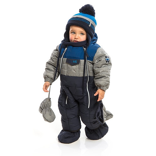 Habit de neige Inuit-F19485