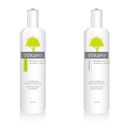 Shampoing - Conditionneur | Kératinol | Térapo