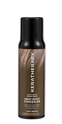 Retouche racines | Perfect Match - Light Brown | Keratherapy