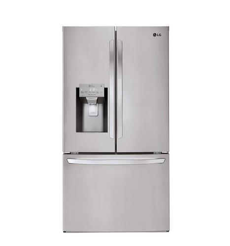 """Réfrigérateur à portes françaises 36"""" - LG"""