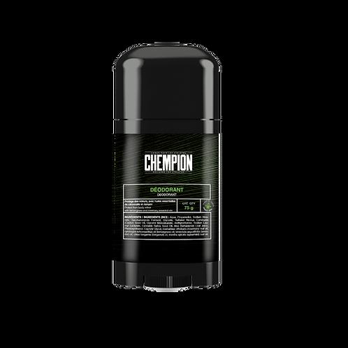 Déodorant | Chempion
