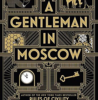 2020 reading- A Gentleman in Moscow