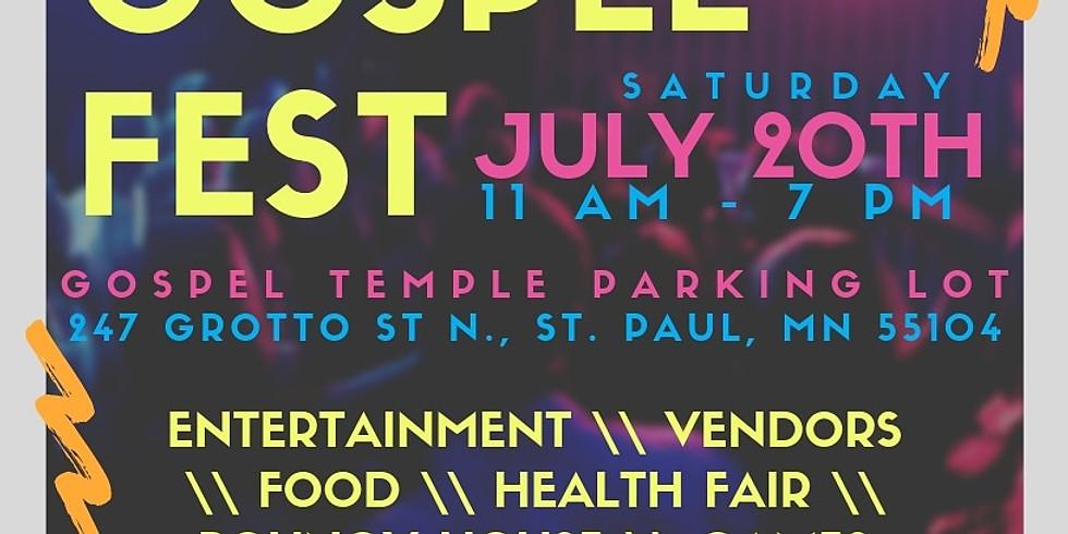 Summer Gospel Fest