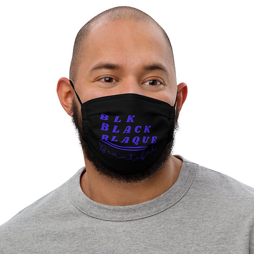 Black is Beautiful Premium face mask