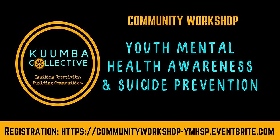 Youth Mental Health & Suicide Prevention