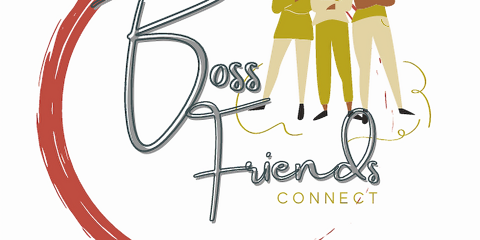 BOSS Friends Connect Mixer - June