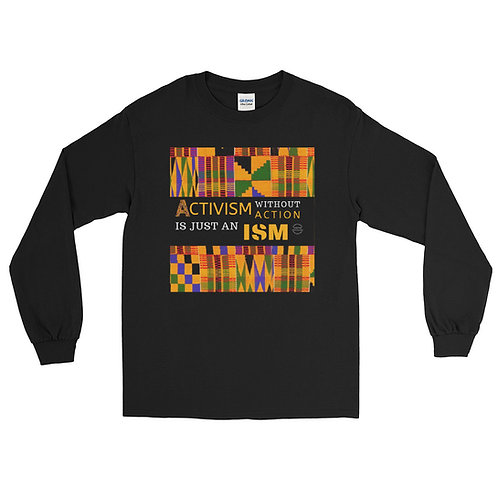 AWA Kente Long Sleeve Shirt