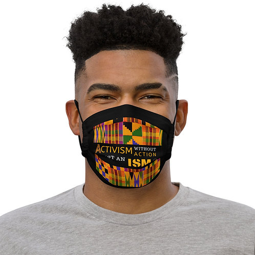 AWA Kente Premium face mask