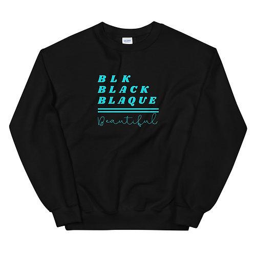 Black is Beautiful (Aqua)