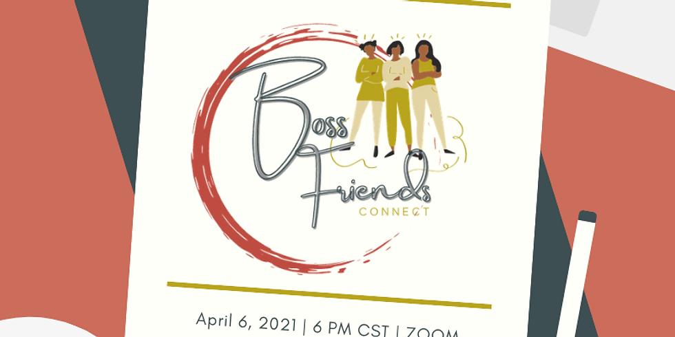 BOSS Friends Connect Mixer