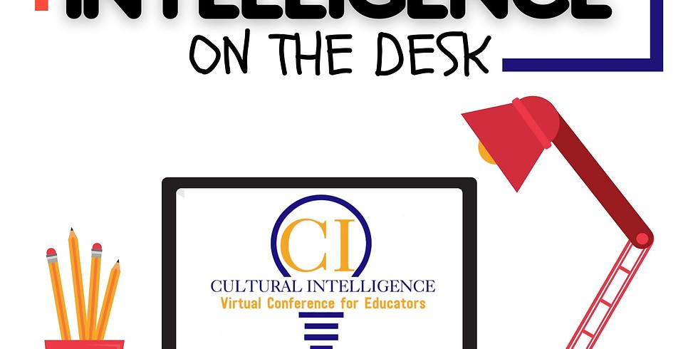 CI On the Desk - April Convo