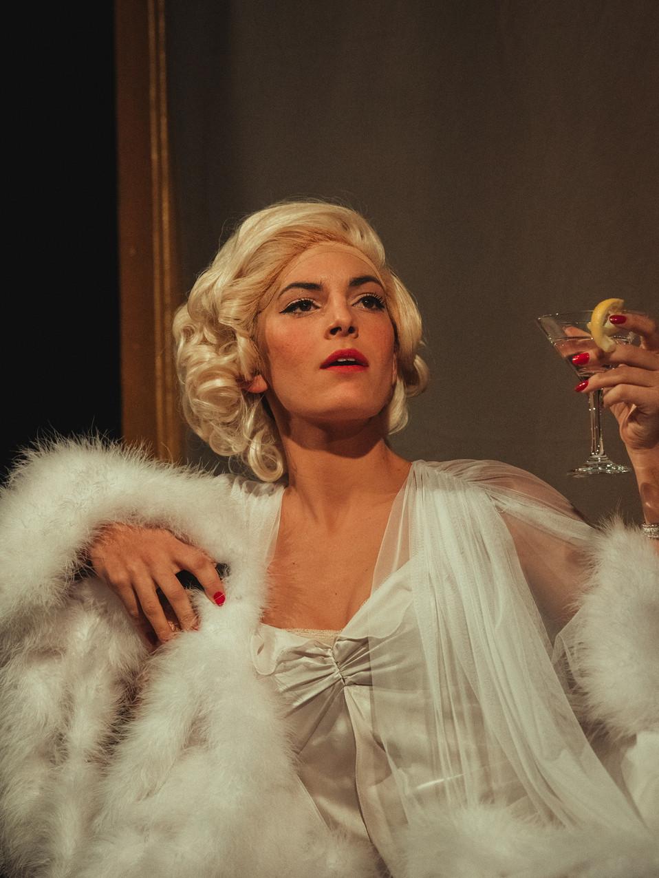 """By The Way, Meet Vera Stark"", Samantha Ipema as 'Gloria'"