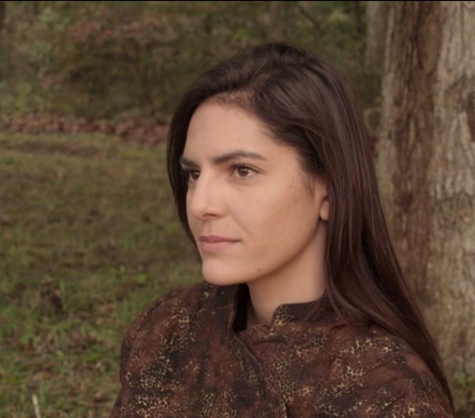 Escape 2120, Samantha Ipema as 'Nalia'