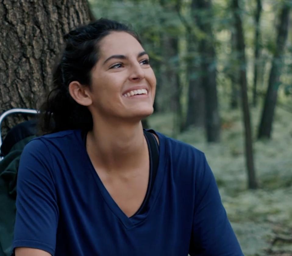 Driftless, Samantha Ipema as 'Meg'