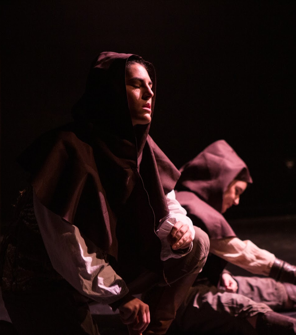"""Macbeth"", Samantha Ipema as 'Murderer'"