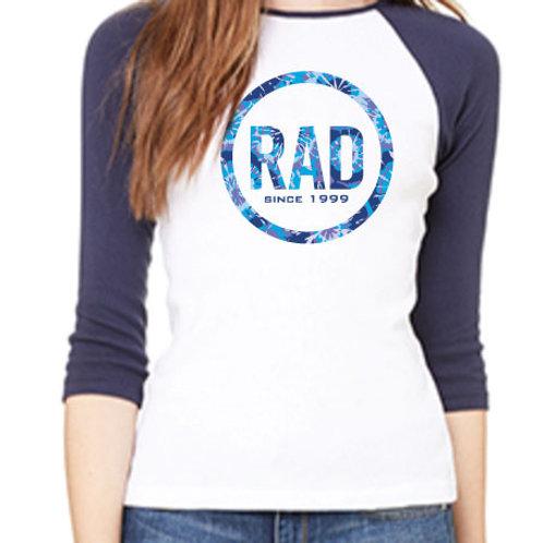 RAD Baseball Jersey - Slim Fit