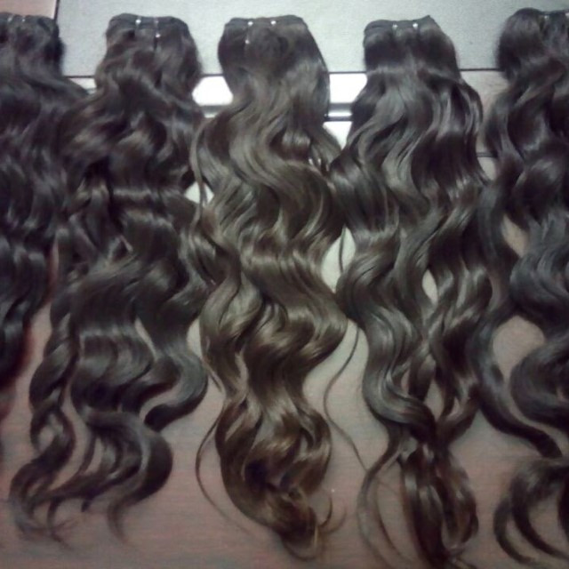 Cuticle aligned Body Wavy hair.jpg