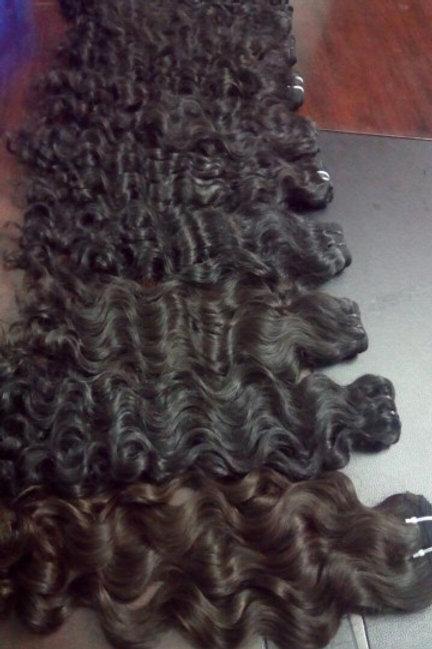Natural Tight curly hair