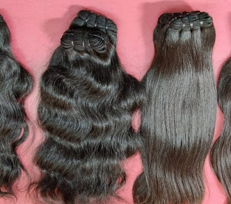 real human hair extensions online India
