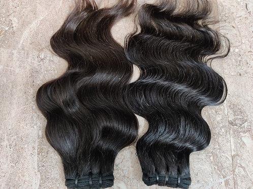 Natural Body Wavy Hair Extensions